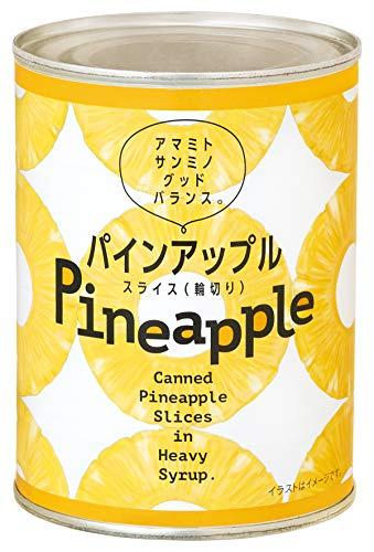 三菱食品 パインアップル スライス(タイ産) 565g 1セット(12缶)
