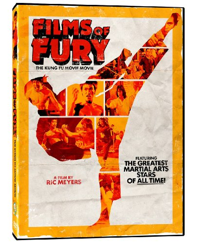 Films of Fury: The Kung Fu Movie [DVD] [Import]
