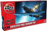 エアフィックス 1/48 イギリス空軍 ボールトンポール デファイアント NF.1 プラモデル X5132