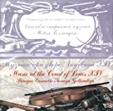 Music at the court of Louis XIV (2CD)