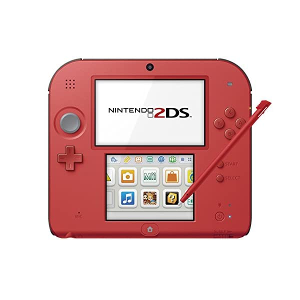 ニンテンドー2DS レッドの商品画像