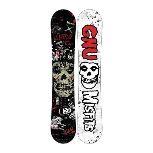Gnu Danny Kass Horror Business XC2 BTX Snowboard One Size 158cm [並行輸入品]