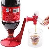 (ラ・デア) La dea コーラ 飲み器  逆さま パーティー用 飲みやすい 軽量 携帯便利
