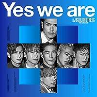 【初回仕様特典あり】Yes we are(CD+DVD)(スリーブケース仕様)