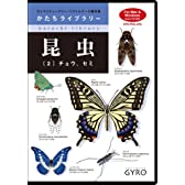 昆虫(2) チョウ・セミ