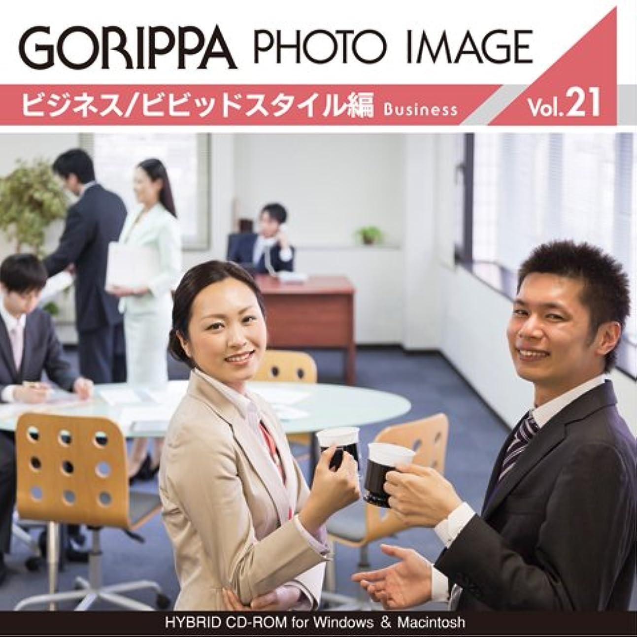 GORIPPA PHOTO IMAGE vol.21?ビジネス/ビビッドスタイル編?
