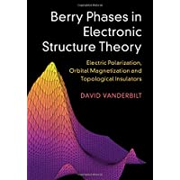 Berry Phases in Electronic Structure Theory: Electric Polarization, Orbital Magnetization and Topological Insulators
