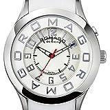ROMAGO[ロマゴ] 腕時計 メンズ 正規 ROMAGO ロマゴ ロゴデザイン ミラー文字盤 メンズ腕時計 父の日