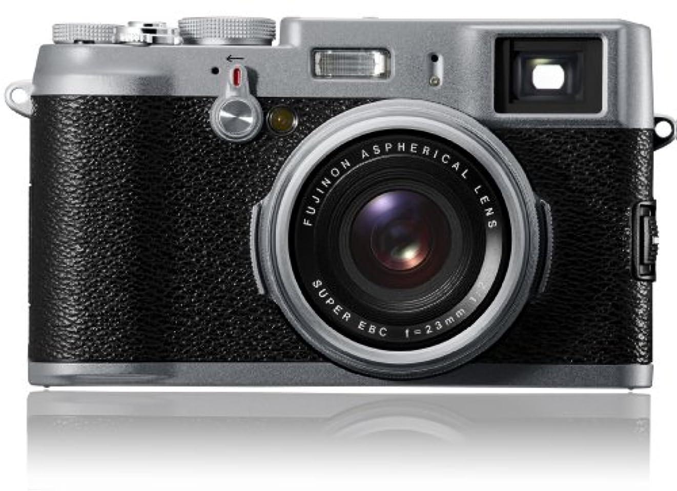 に負ける底パラシュートFUJIFILM デジタルカメラ FinePix X100  1230万画素 F FX-X100