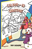 Colour-in Christmas