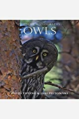 Owls Wildlife Monographs Paperback