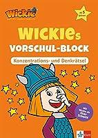 Wickies Vorschul-Block Konzentrations- und Denkraetsel