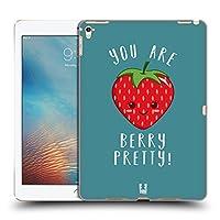 Head Case Designs ストロベリー ラブリー・フルーツ iPad Pro 9.7 (2016) 専用ハードバックケース