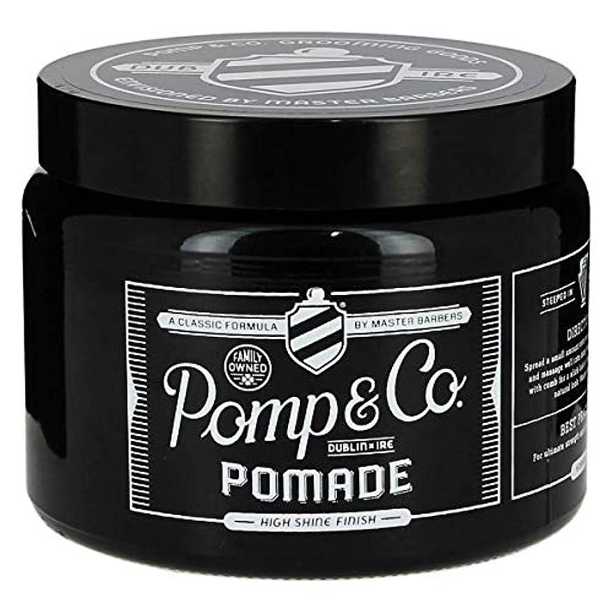 Pomp & Co ポマード16oz/ 454ml[海外直送品] [並行輸入品]