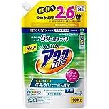 【大容量】ウルトラアタックNeo 洗濯洗剤 濃縮液体 詰替用 950g