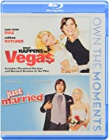 What Happens in Vegas/Just Married [Blu-ray]