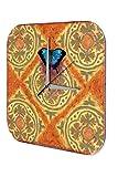 Decorative 壁時計 wall clock Vet Practice Ulysses swallowtail Acryl Plexiglass