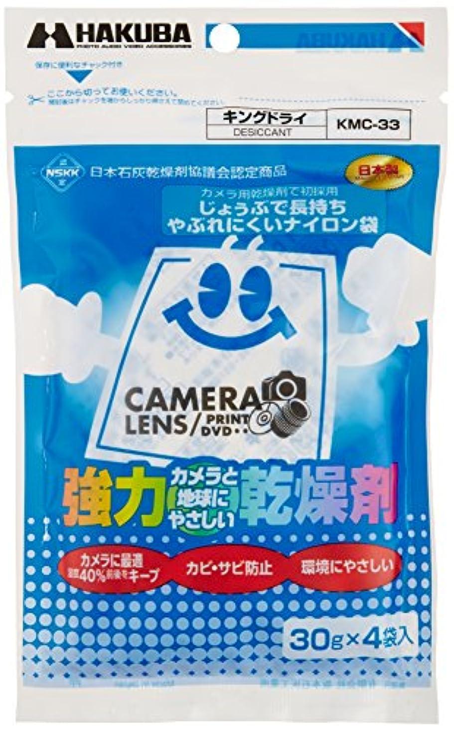簡単にあたたかい言い訳【まとめ買いセット】HAKUBA 防湿剤 キングドライ 10個入り AMZ-KMC3310