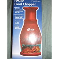 Oster Food Chopperレッド