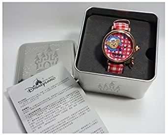 香港ディズニーランド限定 ダッフィー 腕時計 | アイドル・芸能人グッズ 通販