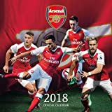 We Are The Arsenal Official 2018 Calendar