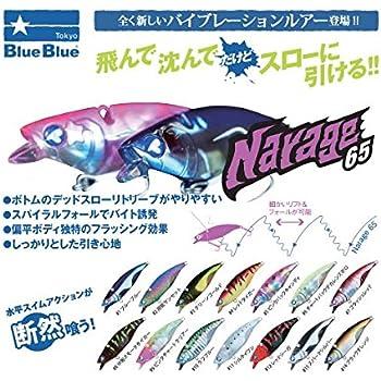 Blue Blue(ブルーブルー) ナレージ65#5ピンクバックキャンディ