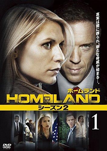 HOMELAND ホームランド シーズン2 [レンタル落ち] 全6巻セット [マーケットプレイス DVDセット商品]
