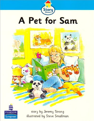 *LILA:SS:S2: A PET FOR SAM (LITERACY LAND)の詳細を見る