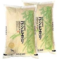低農薬 有機肥料栽培 コシヒカリ 白米 福井県産 30年産 10kg(5kg×2)【特A産地産】