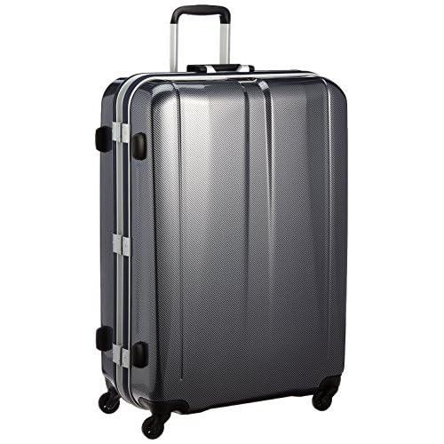 [ワールドトラベラー] World Traveler スーツケース バロス 91L ACE製 05544 03 (ネイビーカーボン)