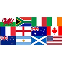 National Anthems RWC2015