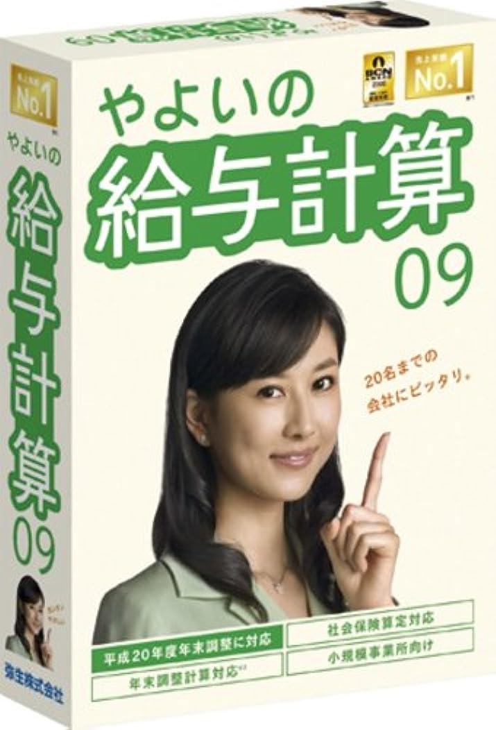 【旧商品】やよいの給与計算 09