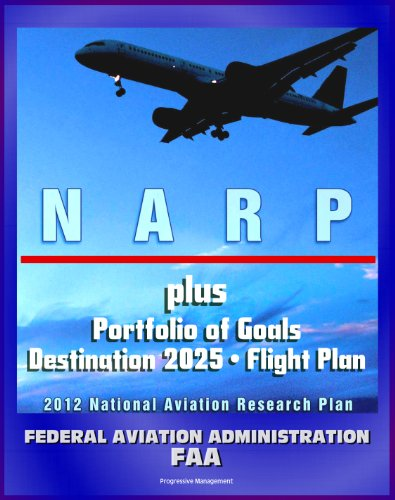 FAA National Aviation Research Plan, Portfolio of Goals, Destination 2025, Flight Plan Program - National Airspace System, NextGen, Air Traffic, Human ... Safety, Aviation Weather (English Edition)