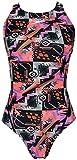 Speedo(スピード) レディース 競泳用 ワンピース 水着 FLEXΣ コンフォカットスーツ SD45C59 ピンク(PN) Lサイズ