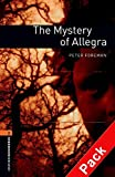 The Mystery of Allegra  CD Pack (Oxford Bookworms Library)