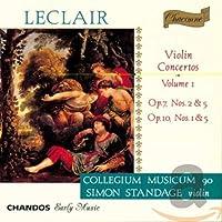 Violin Concertos 1