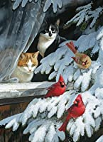 Bird Watchers, A 1000 Piece Jigsaw Puzzle by Cobble Hill by Cobble Hill