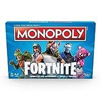 Monopoly Fortnite E6603 Board Game [並行輸入品]