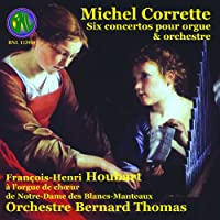 Corrette: Concertos for Organ