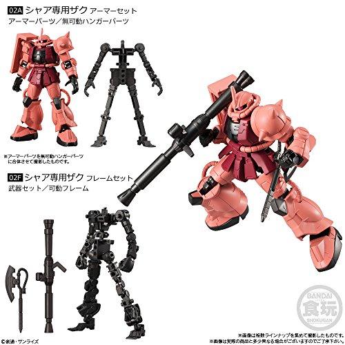 機動戦士ガンダム Gフレーム03 (10個入) 食玩・ガム (機動戦士ガンダム)