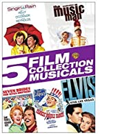 5 Film Collection: Musicals [並行輸入品]