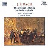 J.S. バッハ:音楽の捧げもの BWV 1079(カペラ・イストロポリターナ/ベンダ)