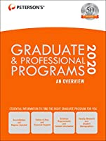 Graduate & Professional Programs: An Overview 2020 (Peterson's Graduate & Professional Programs)