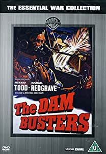 The Dam Busters [DVD] [Import]