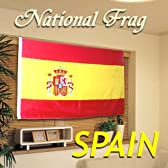 スペイン国旗 タペストリー