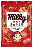 不二家 ミルキー(あまおう苺) 袋 80g ×6袋
