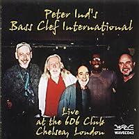 PETER IND'S BASS CLEF INTERNATIONAL