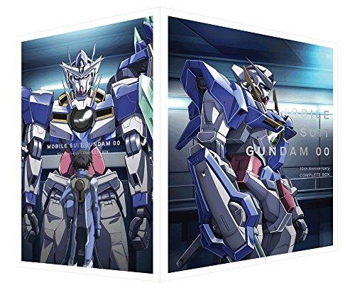 機動戦士ガンダム00 10th Anniversary COMPLETE BOX (初回限定生産) (特典なし) [Blu-ray]