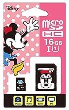 [Nintendo Switch対応] ディズニー microSDカード アダプターセット 16GB ミニー