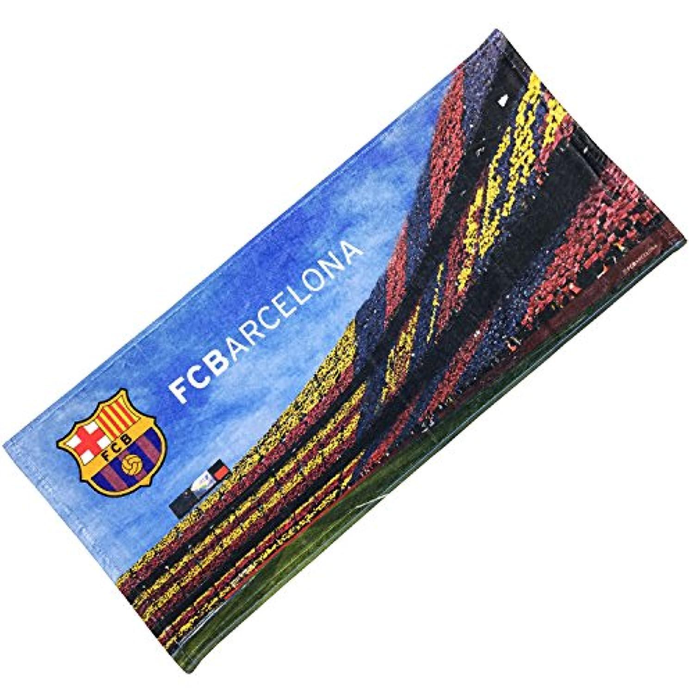FCBarcelona(FCバルセロナ) フェイスタオル BCN32180
